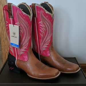 Ladies Catalyst Prime ARIAT cowboy boots 10B NEW